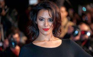La chanteuse Shy'm aux NRJ Music Awards le 26 janvier 2013 à Cannes.