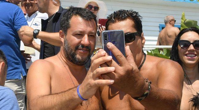 Salvini pourrait «entraîner l'Italie hors de l'UE» estime un ancien Premier ministre italien - 20 Minutes