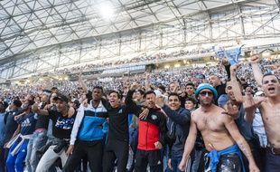 Supporters de l'OM