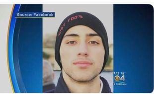 Joaquin Oliver, l'une des 17 victimes de la tuerie en Floride.