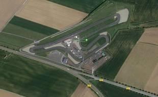 Le circuit de Croix-en-Ternois, dans le Pas-de-Calais.