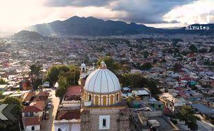 Des paysages mexicains filmés au drone.