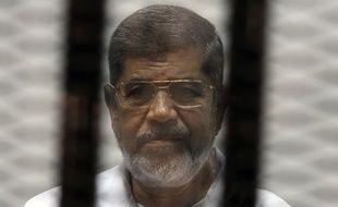 L'ancien président égyptien Mohamed Morsi est mort.