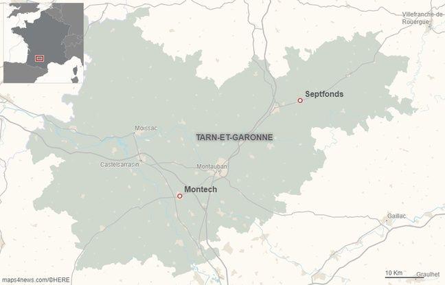Un homme a été interpellé à Montech après avoir menacé de mort sur Internet le maire de Septfonds, qui a accueilli des réfugiés yazidis.