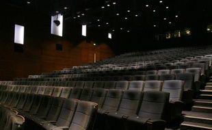 illustration d'une salle de cinéma à Paris.