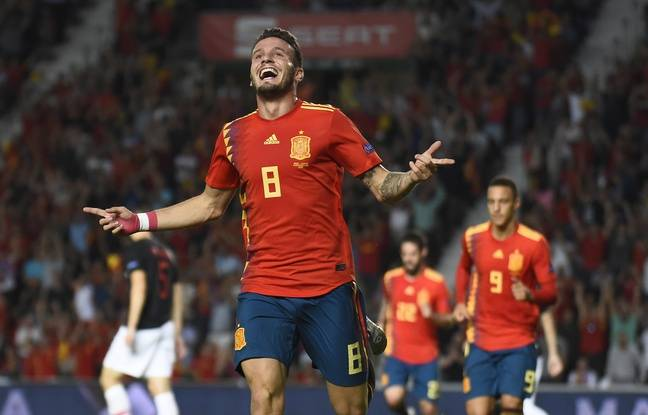 Atlético de Madrid: Quand Saul Niguez était prêt à sacrifier un rein pour revenir plus vite de blessure