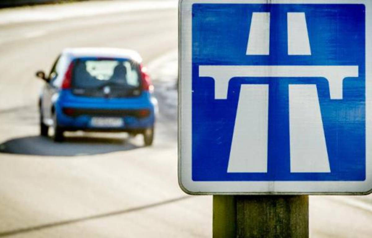 Une autoroute (illustration). – Philippe Huguen AFP