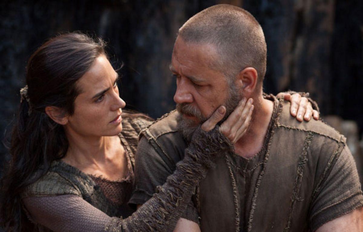 Jennifer Connelly et Russell Crowe dans «Noé».  – Paramount Pictures