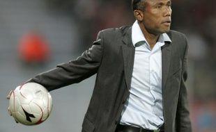 Antoine Kombouaré, le 1er septembre 2008.