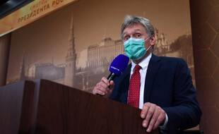 Le porte-parole du Kremlin, Dmitri Peskov. (archives)