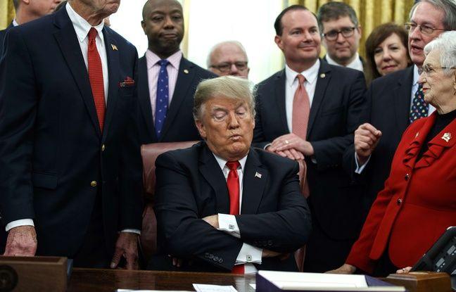 Les Etats-Unis se dirigent vers un «shutdown», la paralysie des administrations