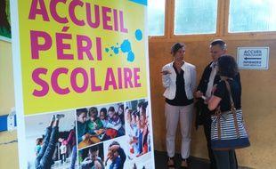 L'accueil périscolaire de l'école publique George-Sand à Nantes.