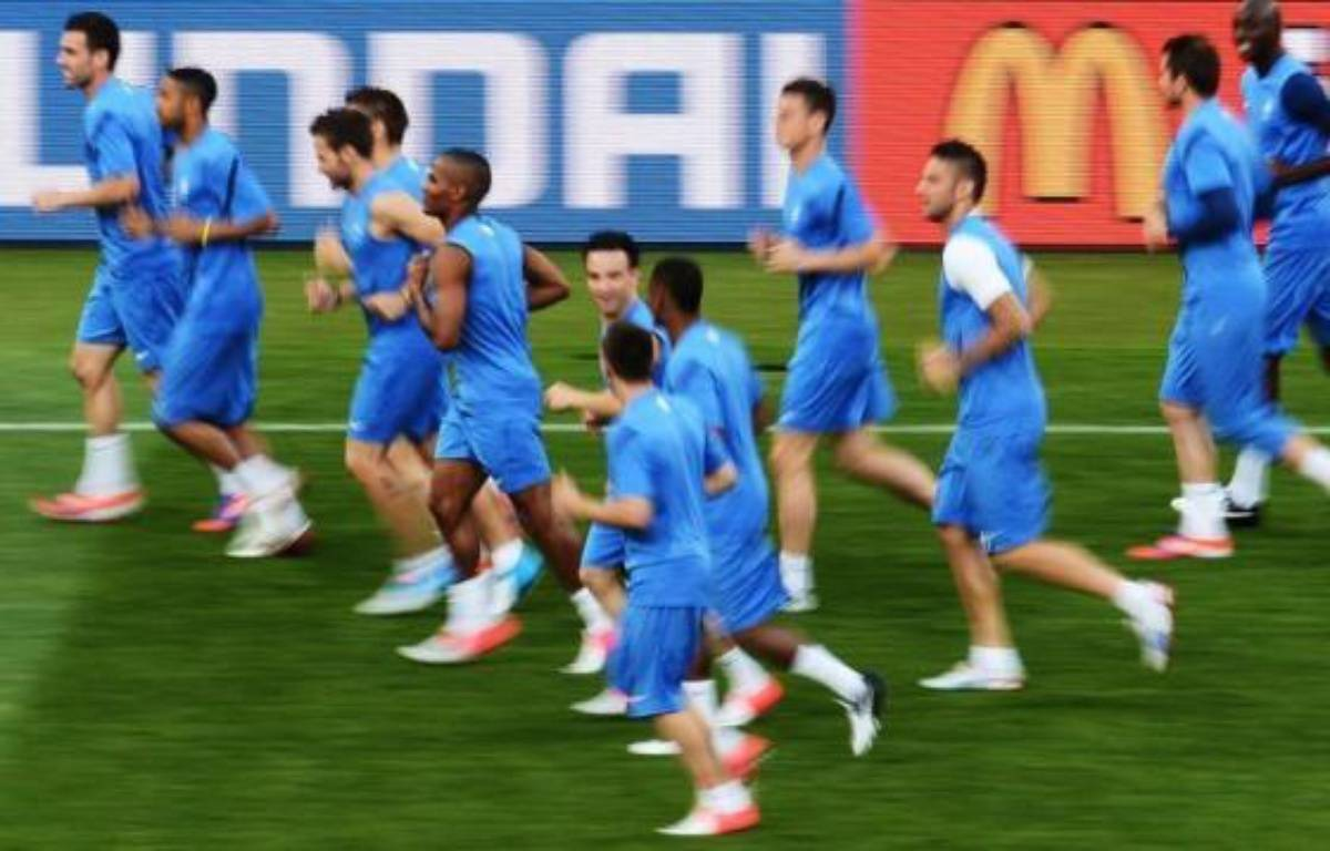 La France n'a plus qu'un petit effort à fournir et peut même se permettre de perdre par un but d'écart contre des Suédois déjà éliminés, mardi, pour obtenir sa qualification pour les quarts de finale de l'Euro-2012, son objectif minimal, et effacer la cicatrice de Knysna. – Jonathan Nackstrand afp.com