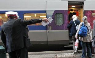 Le TGV quotidien entre Metz et Nice sera supprimé en décembre. Illustratio
