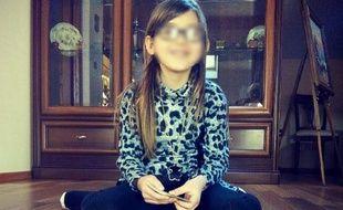 Berenyss, 7 ans et demi, a été retrouvée saine et sauve, quelques heures après son enlèvement, me 23 avril 2015.