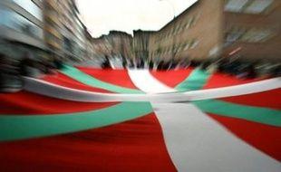 Le drapeau du Pays Basque