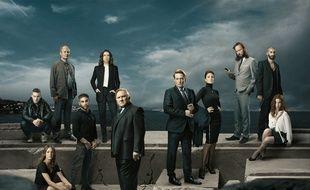 Le casting de «Marseille», première série française de Netflix.