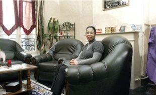 Rue de l'Evéché, Nacéra Ben Mohamed était visée par un arrêté d'expulsion.