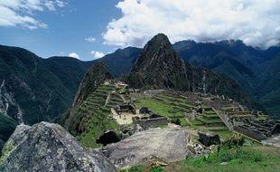 PEROU : Macchu Pichu