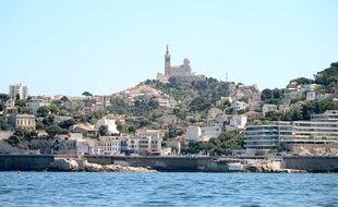 Marseille. (Illustration)