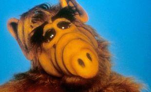 Alf l'estraterrestre de la série éponyme.
