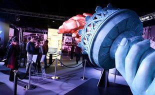 L'expo sur New York a tourné dans plusieurs grandes villes.