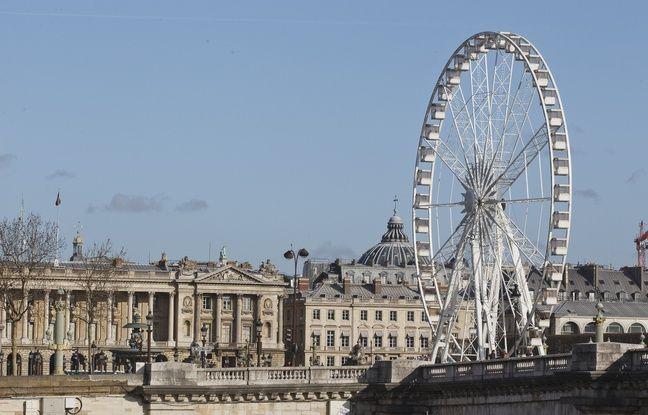 Grande roue à Paris: Le «roi des forains», Marcel Campion, mis en examen dans actualitas dimanche 648x415_paris-le-28-janvier-2013-illustration-rive-droite-place-de-la-concorde-et-grande-roue