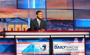 """Trevor Noah sur le plateau du """"Daily Show"""""""