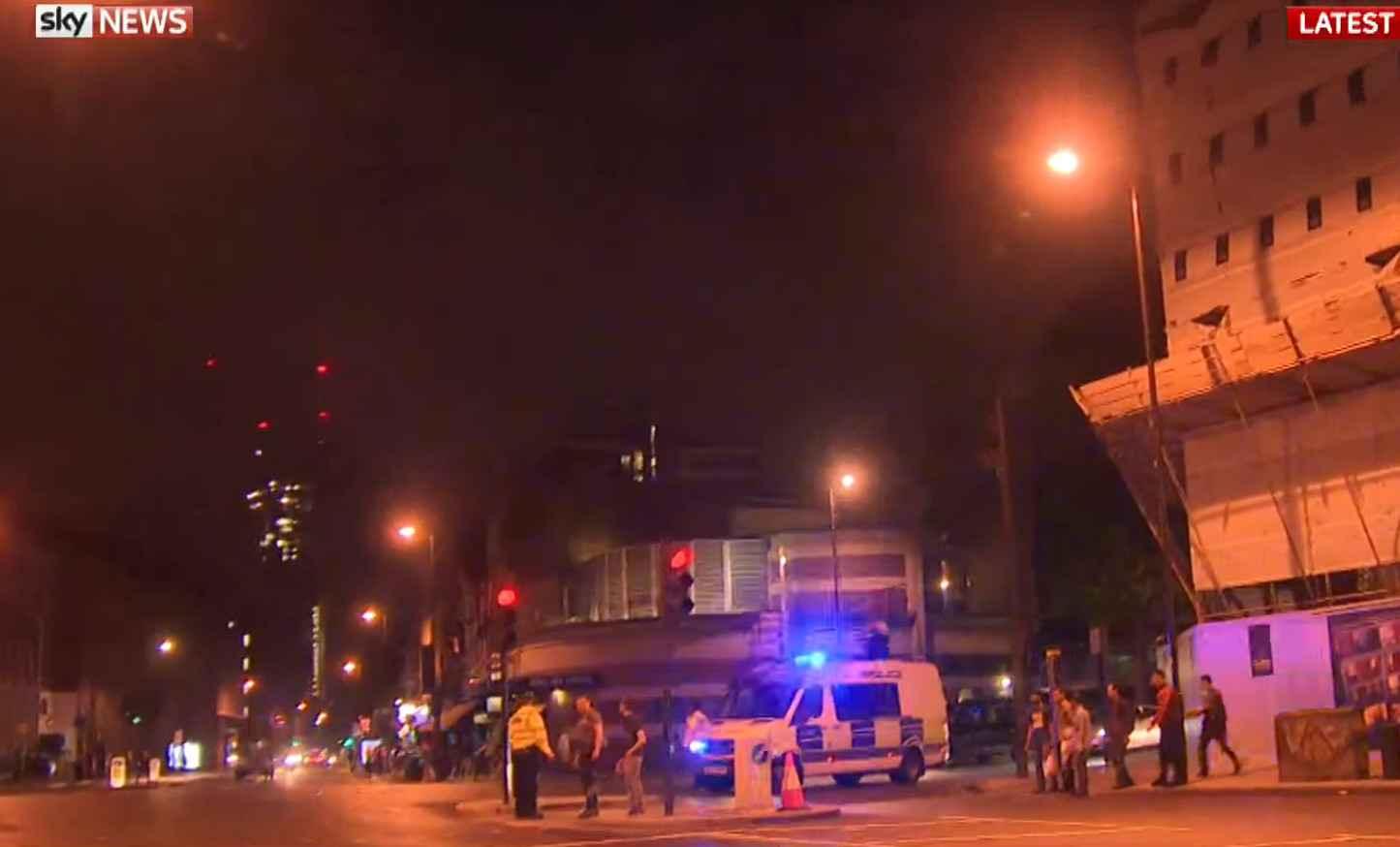 Attentat de Londres: la police annonce une nouvelle arrestation