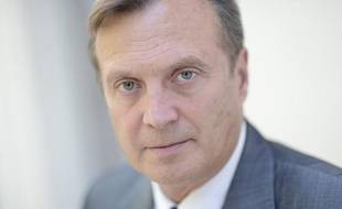 Jean-Loup Durousset, le président de la Fédération de l'hospitalisation privée.
