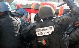 Des syndicalistes ont reçu des coups de la part des forces de l'ordre ce mardi 9 octobre lors de la manifestation à Rennes.