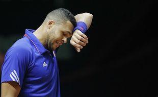 N'étant pas à 100%, Jo-Wilfried Tsonga n'aura disputé qu'une seule rencontre lors de la finale de Coupe Davis.