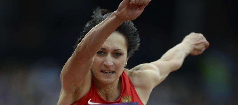 Victoria Valyukevich fait partie du quatuor suspendu