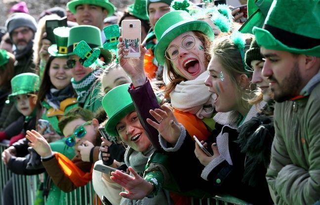 nouvel ordre mondial | VIDEO. La Saint-Patrick a été fêtée un peu partout à travers le monde