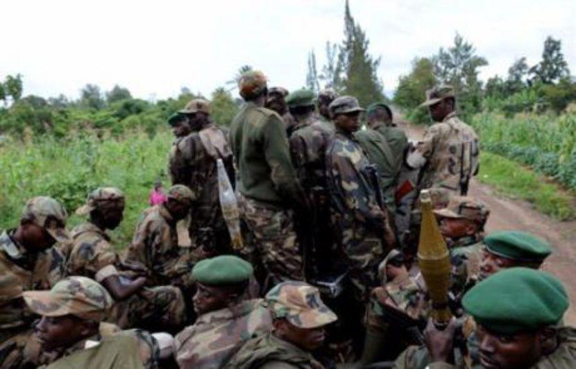Des militaires en lutte contre la balkanisation
