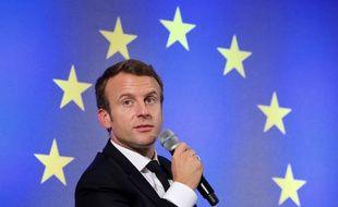 Emmanuel Macron a salué le 24 octobre 2017 la révision de la directive européenne sur le travail détaché.