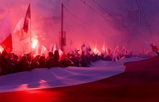 nouvel ordre mondial | «Foutez le camp avec vos réfugiés»… Des dizaines de milliers de nationalistes ont manifesté en Pologne