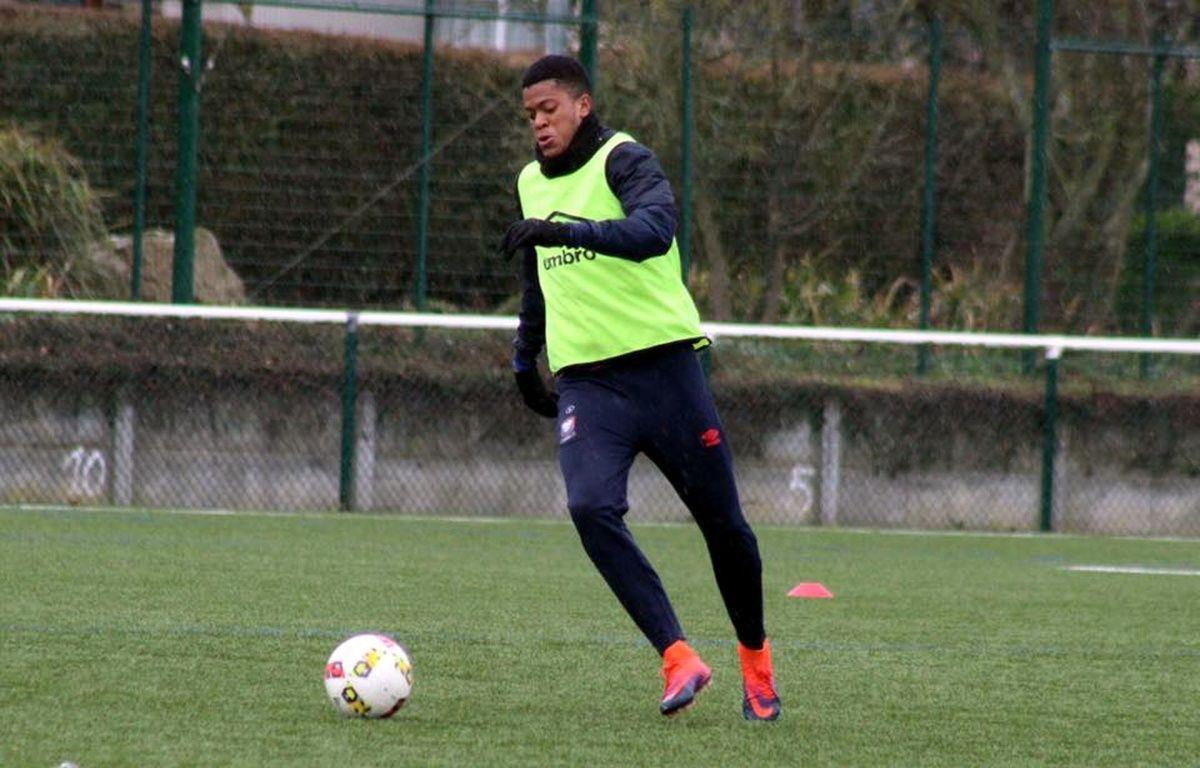 Le frère de Guillaume. – Facebook SM Caen
