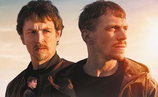 Affiche du film Frères d'arme