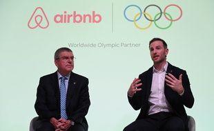 Le CIO et Airbnb ont signé un partenariat jusqu'en 2028, impactant directement l'organisation des JO 2024 à Paris.
