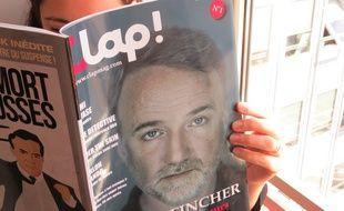 Illustration du numéro un du magazine Clap!, le 18 juin 2014.