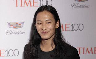 Le styliste Alexander Wang