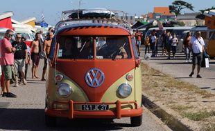 Le combi VW a toujours la cote.