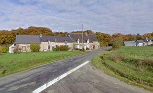 L'accident s'est produit au lieu-dit Champagne, au Theil-de-Bretagne.