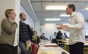 Vingt-quatre jeunes profs ont bénéficié des conseils et astuces pour tenir sa classe.