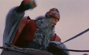 Capture d'écran de «Very Bad Santa»