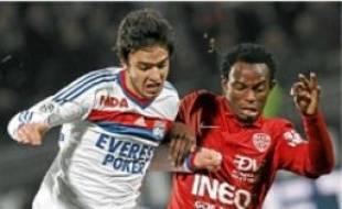 Clément Grenier samedi face à Dijon