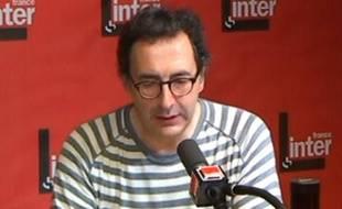 François Morel à France Inter, 25 juin 2010