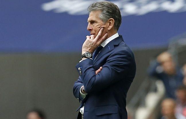 Premier League: Fin du voyage pour Claude Puel, remercié de Leicester