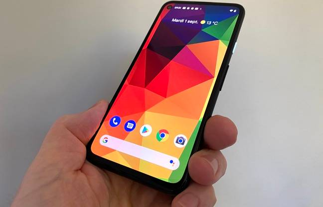 Le Pixel 4a de Google ne sera disponible qu'à partir du 1er octobre 2020.